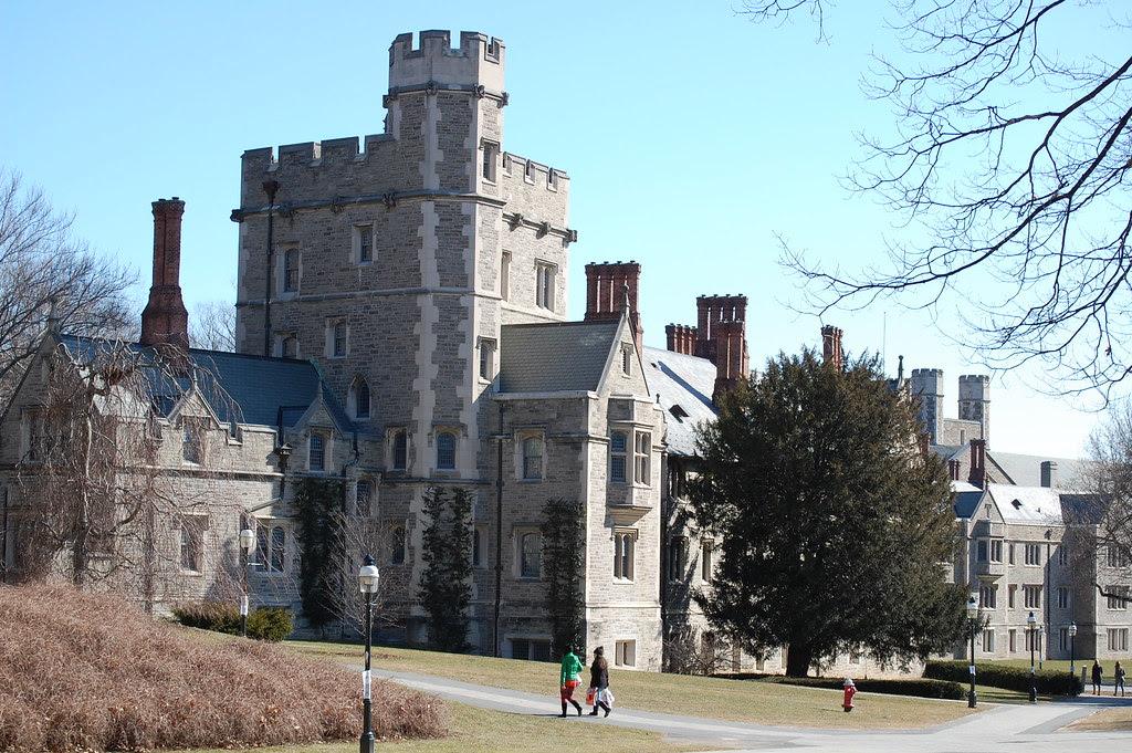 Little Hall, Princeton's largest dorm