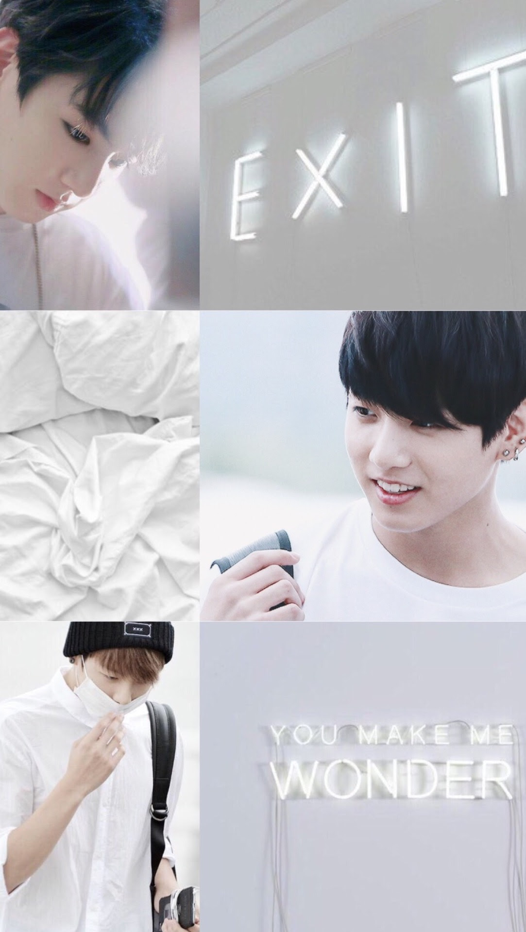 Hd Jungkook Wallpaper Aesthetic Wallpaper Bergerak