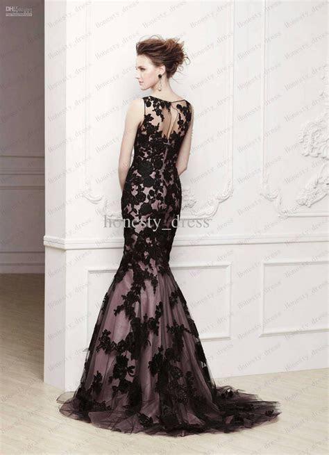 2015 Wedding Dress Trends : Black!   Fashion