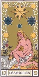 A Estrela no Tarot de Oswald Wirth