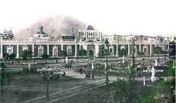 Fundación de la ciudad de Lima