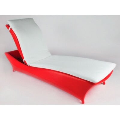 BOGA Furniture Inseparable King Bird Chaise Lounge with Cushion ...