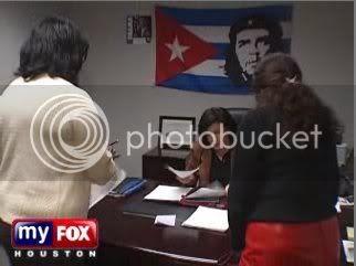B. Obama's Houston Campaign Office