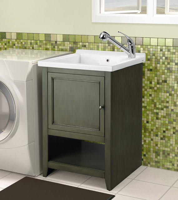Westmount Laundry Vanity by Foremost - contemporary - laundry room -