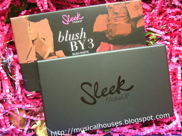 sleek blush by 3 box 1