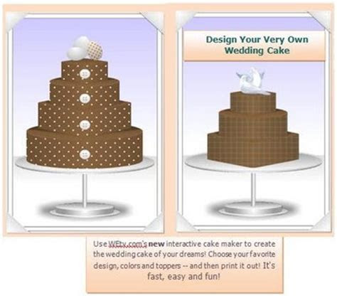 RAD Event Production, Inc.: Design Your Very Own Wedding Cake