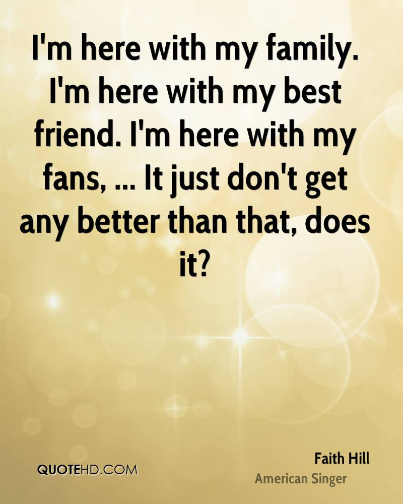 Faith Hill Quotes Quotehd