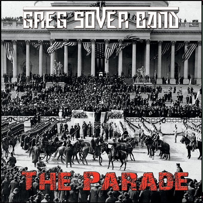 Greg Sover Band to Release 'The Parade' EP October 30th