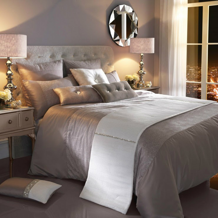 Kylie's Luxury Bedding Spring/Summer 2013 Collection - Decoholic