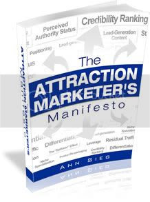 ระบบการตลาดแบบดึงดูด(Attraction Marketing)