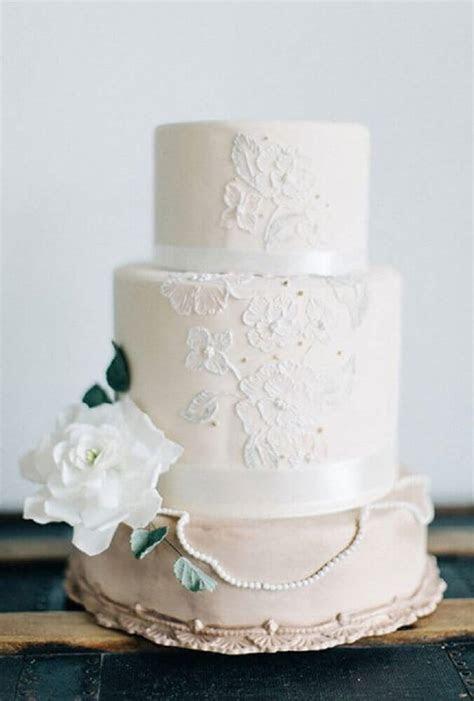 Bolo de Casamento Simples:  50 Modelos para se Inspirar