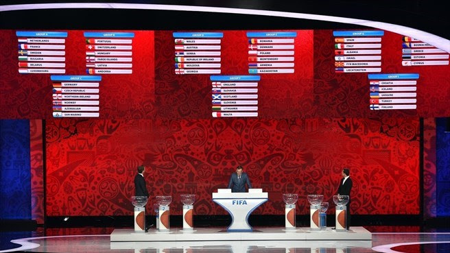 Image result for world cup 2018 qualifiers europe