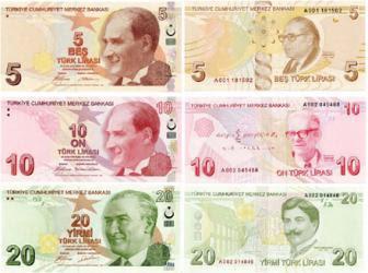 Kağıt Paraya Inci Sözlük