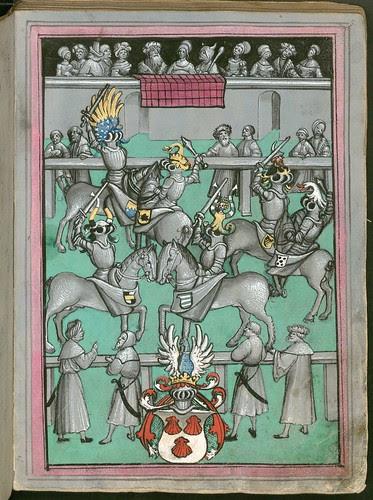 Ludwig von Eyb - Turnierbuch i