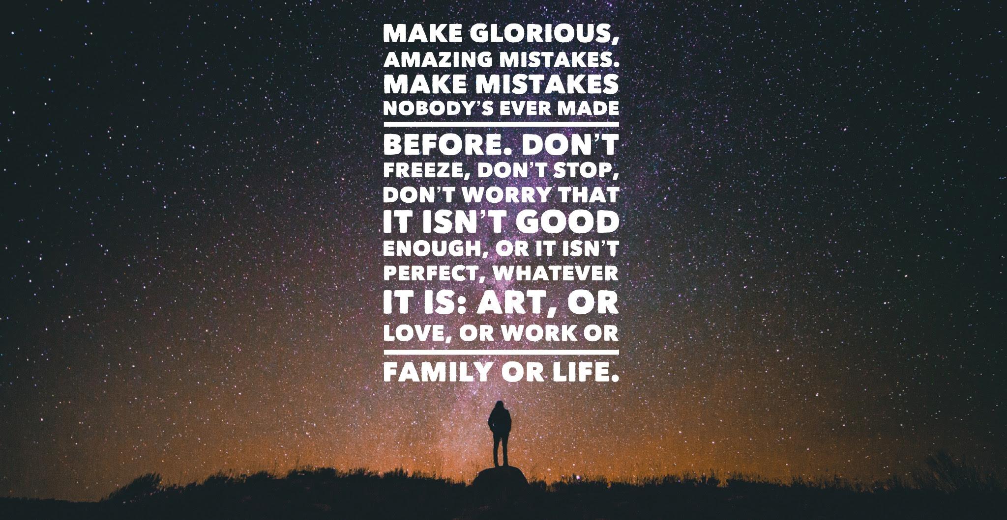 new year quote chuck palaniuk