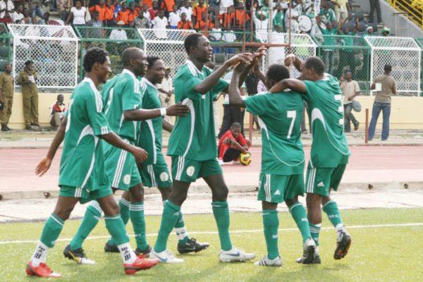 Eagles' hard work will overcome Ghana- Yusuf