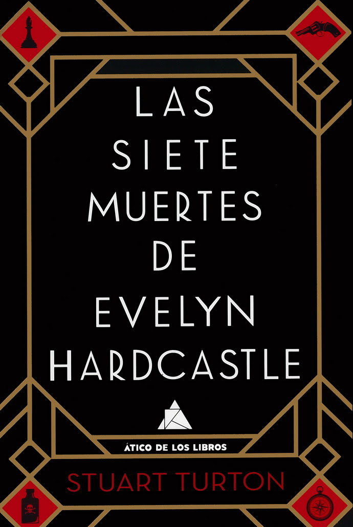 Siete muertes de Evelyn Hardcastle, Las