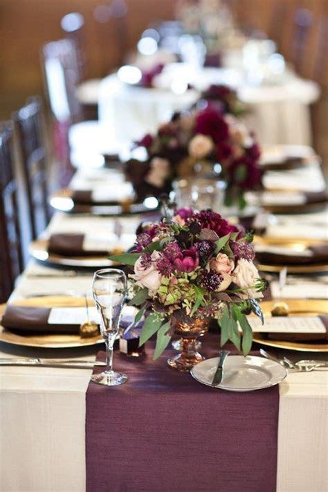 Best 20  Plum wedding decor ideas on Pinterest   Purple