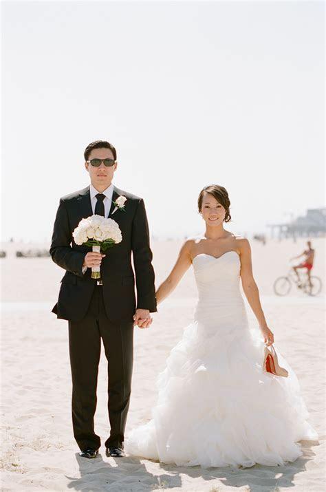 Casa Del Mar Santa Monica Wedding from Erin Hearts Court