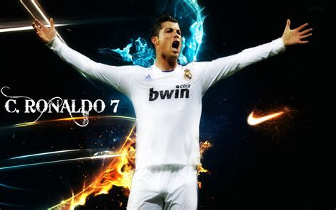 top sports players cristiano ronaldo wallpapers