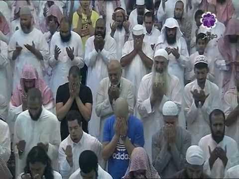 محمد المحيسني قنوت مؤثر ومبكي من الليلة العشرين | رمضان 1437 هـ