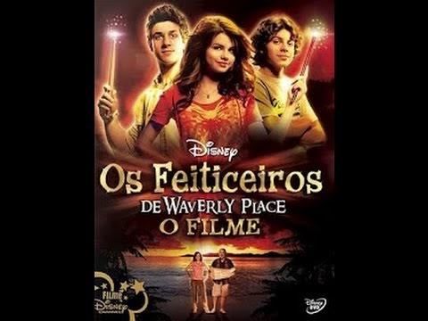 Os Feiticeiros De Waverly Place O Filme Completo Dublado Hd