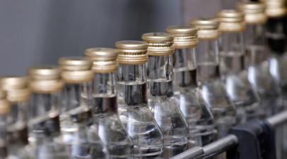 Названы регионы — лидеры по количеству изъятий нелегального алкоголя в начале года