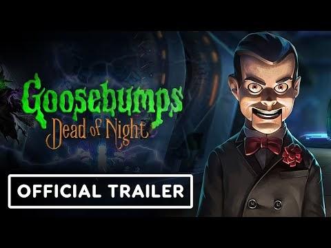 Goosebumps: Dead of Night - TRAILER OFICIAL REVELADO