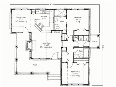 bedroom house simple floor plans house plans  bedroom