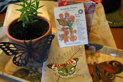 butterflies for mothers day