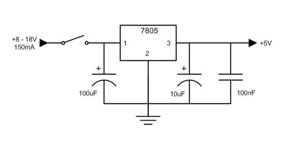 circuit for usb charging