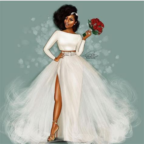 25  best ideas about African American Brides on Pinterest