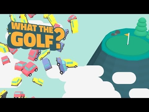 What the Golf? Review | Gameplay | Walkthrough
