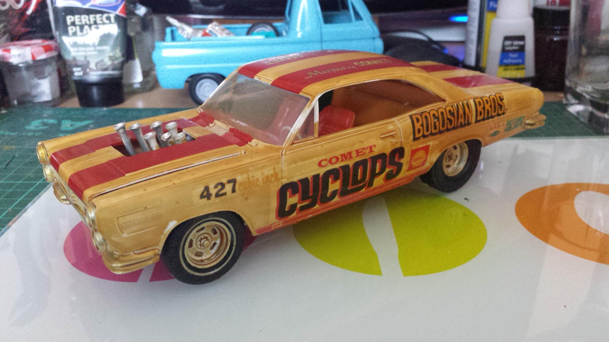 Lets See Some Glue Bombs!  General  Model Cars Magazine Forum
