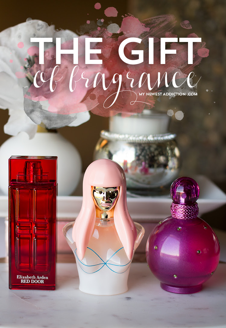The Gift of Fragrance | Elizabeth Arden Display at Walmart