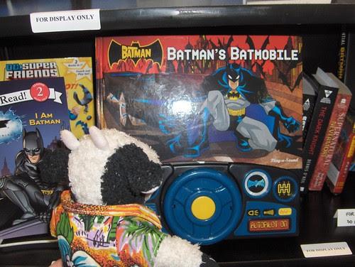 The best Batman book ever!