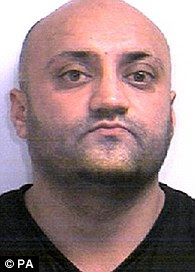Basharat Hussain was sentenced to 25 years in prison for his role in the abuse of young girls in Rotherham