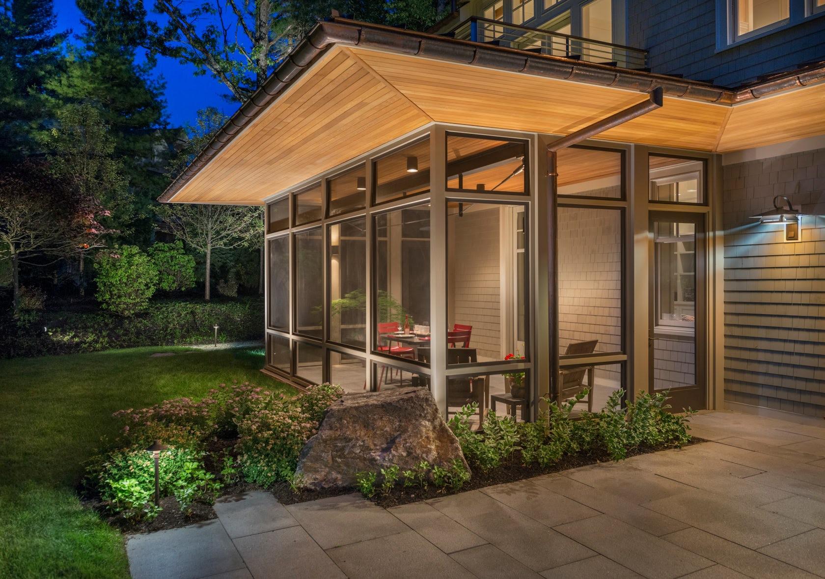 Modern Screen Porch - Architizer