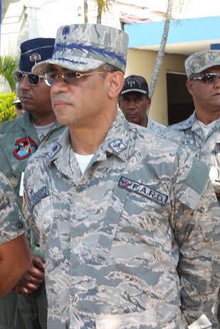 Resultado de imagen para mayor general Piloto Elvis M. Feliz Perez, FARD