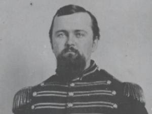 William Saunders was an 1854 graduate of the University of North Carolina who went on to serve as a colonel in the Civil War and eventually North Carolina's secretary of state. He's also known for helping organize the Ku Klux Klan in the Tar Heel State.