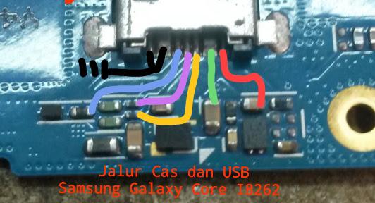 Samsung Galaxy Core I8260 Usb Charging Problem Solution Jumper Ways