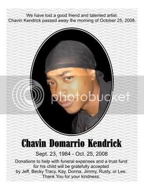 RIP Chavin