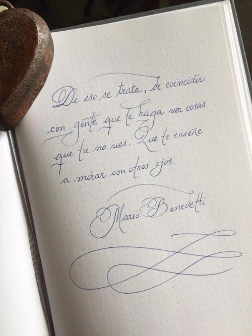 Quotes Frases Amor Poesia Mario Benedetti Benedetti La Tregua Herir