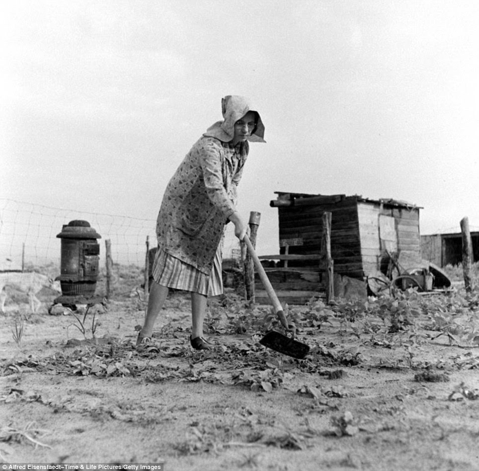 People and Places: THE GREAT DEPRESSION: THEN AND NOW