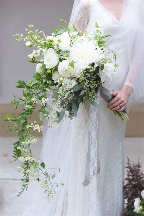 1000  ideas about Cascading Bridal Bouquets on Pinterest
