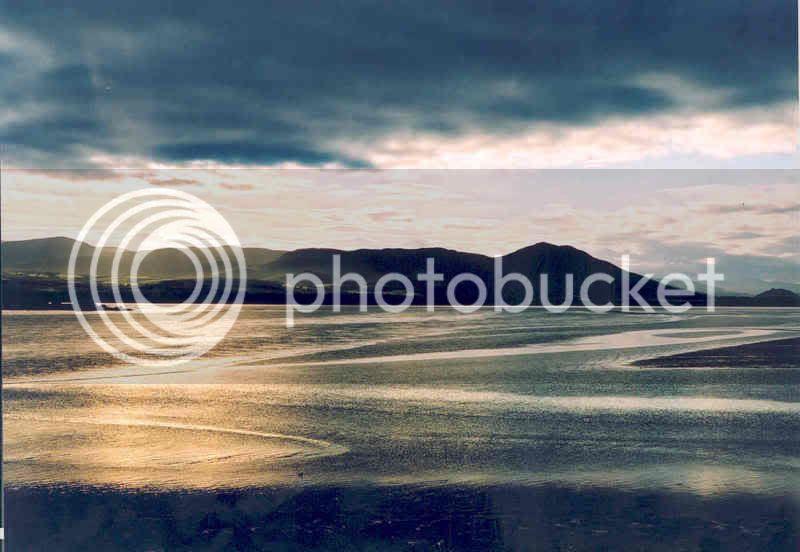 Scottish Highlands, LEJOG 2004