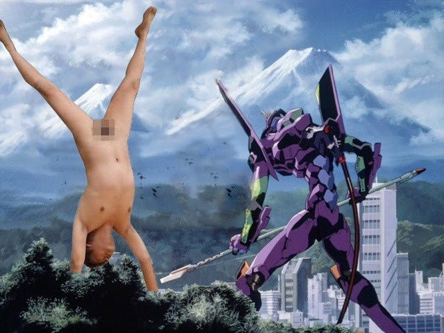 How a Naked Japanese Man Launched Endless Photoshops