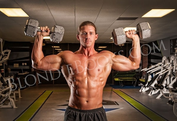 Picture of Blondie's Books Muscle Model