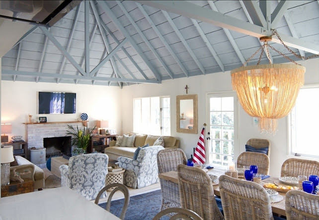 Beach Cottage with Beautiful Coastal Interiors - Home ...