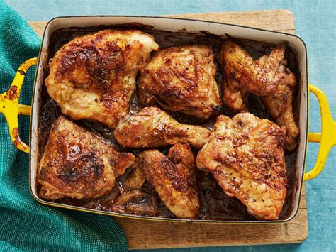 chef foster  time  prepare   chicken